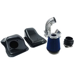 HONDA CIVIC FD 2.0 2006 - 2011: SIMOTA AERO FORM II Carbon Fiber Air Filter Intake System with Full Piping [PTS-112]