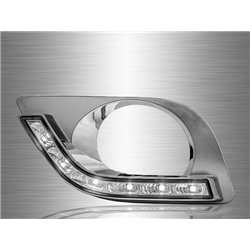 NISSAN ALMERA 2013 LED Day Running Fog Lamp DL-EE-011]