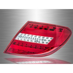 MERCEDES BENZ W204 2007 - 2012 LED Light Bar Tail Lamp [TL-060]