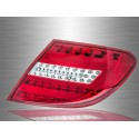 MERCEDES BENZ W204 2007 - 2012 LED Light Bar Tail Lamp [TL-060-1-BENZ]