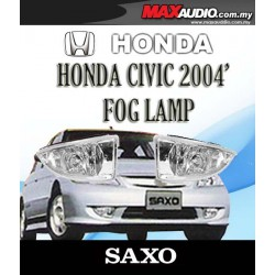 SAXO Fog Lamp Spot Light: HONDA CIVIC ES 2004-2005 Made in Korea [HD031]