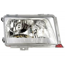 [MERCEDES BENZ W124 E-CLASS 1994 ~ 1996] EAGLE EYES Chrome Crystal Head Lamp [HL-015-BENZ]