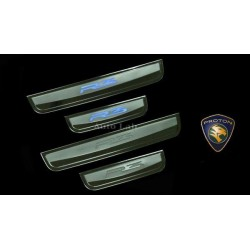 PROTON PERSONA (R3) Stainless Steel LED Door Side Sill Step Plate Made In Taiwan