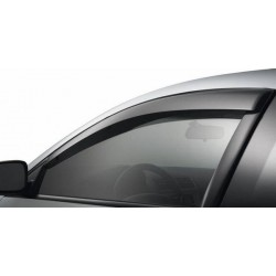ALL NEW TOYOTA VIOS 2013 ~ 2014 TRD Injection Premium Quality Anti UV Light Door Visor (KS1)