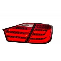 [TOYOTA CAMRY 12-13] EAGLE EYES Red Smoke LED Tail Lamp [TL-206]