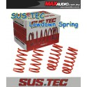 NISSAN S 240 SX/S13 1988 SUSTEC Lowered Sport Spring [CSP-DS424W]