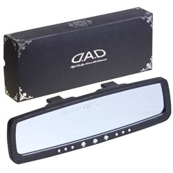 *Limited Stock* DAD GARSON VIP Luxury Diamond Rear View Mirror (Made of Solid Wood)